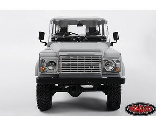 RC4WD RC4ZK0047 Gelande II D110 Truck Kit With Hard Body Scale Crawler