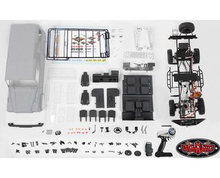 RC4WD RC4ZRTR0021 Gelande II RTR D110 Truck Kit (Limited Edition)