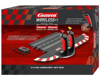 Carrera 20010109 WIRELESS+ Set Duo Digital 124 / Digital 132