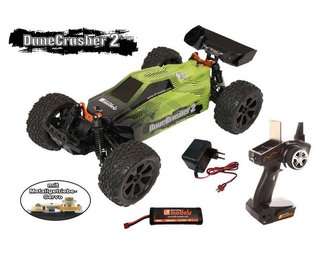DF-3061 Dune Crusher 2 - RTR - brushed