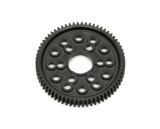 Team Associated AE3924 Spur Gear, 66T 48Pitch