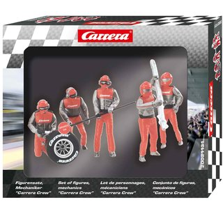 Carrera 20021131 Figurensatz Mechaniker