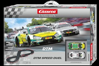 Carrera 2002534 Evolution DTM Speed Duel