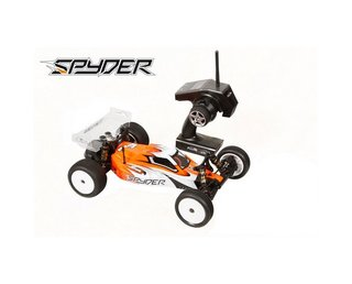 2-Speed SER-500002 Serpent Spyder SXR-2RM Brushlessbuggy RTR