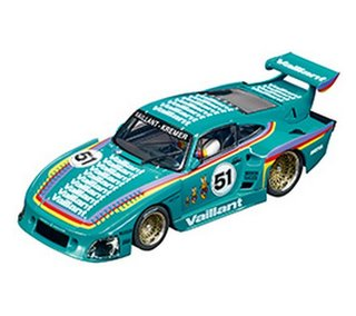 Carrera 30898 Digital 132 Porsche Kremer 935 K3 Vaillant, No.51