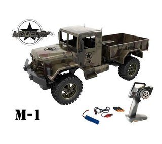 DF-1555 M1 Military Truck - 100 % RTR
