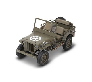 D-Power DPROC001RS Rochobby 1941er MB Scaler 1:6 Allrad Crawler