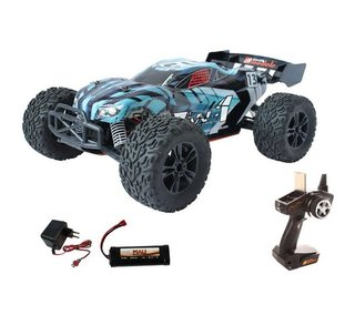DF-3069 TW-1 BR - brushed Truggy - 1:10XL - RTR